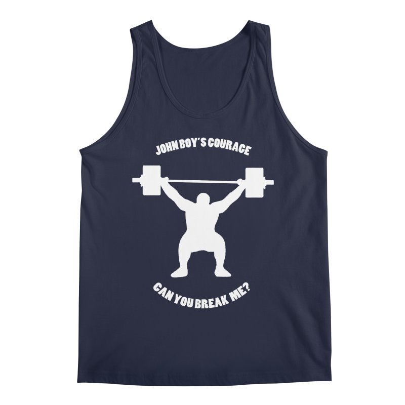 JBC Weight Lifter Men's Regular Tank by TODD SARVIES BAND APPAREL