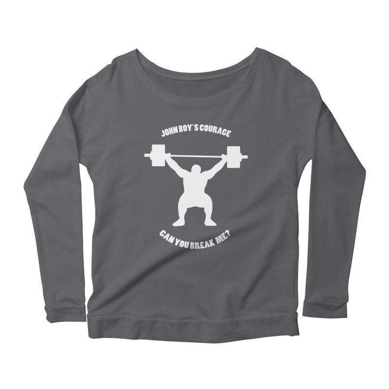 JBC Weight Lifter Women's Longsleeve T-Shirt by TODD SARVIES BAND APPAREL