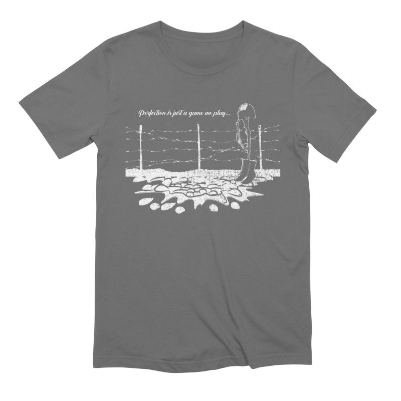 FARE THEE WELL Men's Extra Soft T-Shirt by TODD SARVIES BAND APPAREL