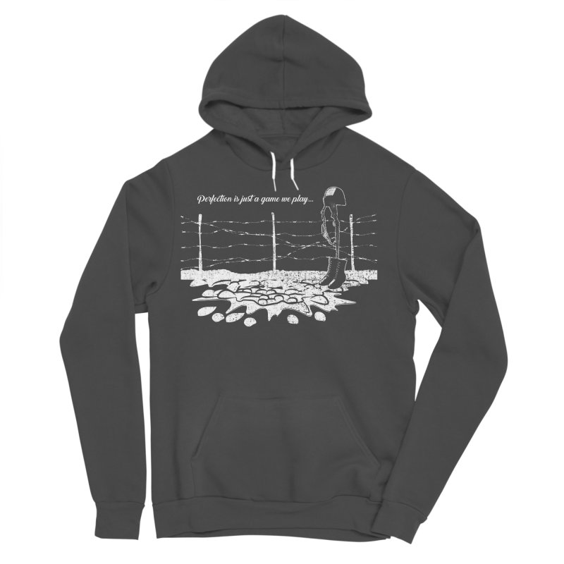 FARE THEE WELL Men's Sponge Fleece Pullover Hoody by TODD SARVIES BAND APPAREL