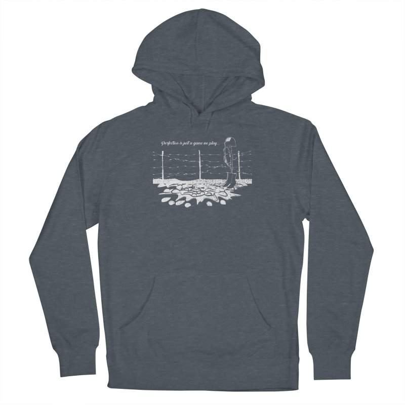 FARE THEE WELL Men's French Terry Pullover Hoody by TODD SARVIES BAND APPAREL