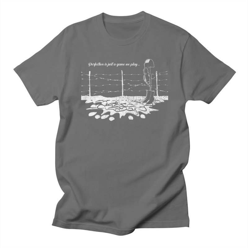 FARE THEE WELL Men's T-Shirt by TODD SARVIES BAND APPAREL