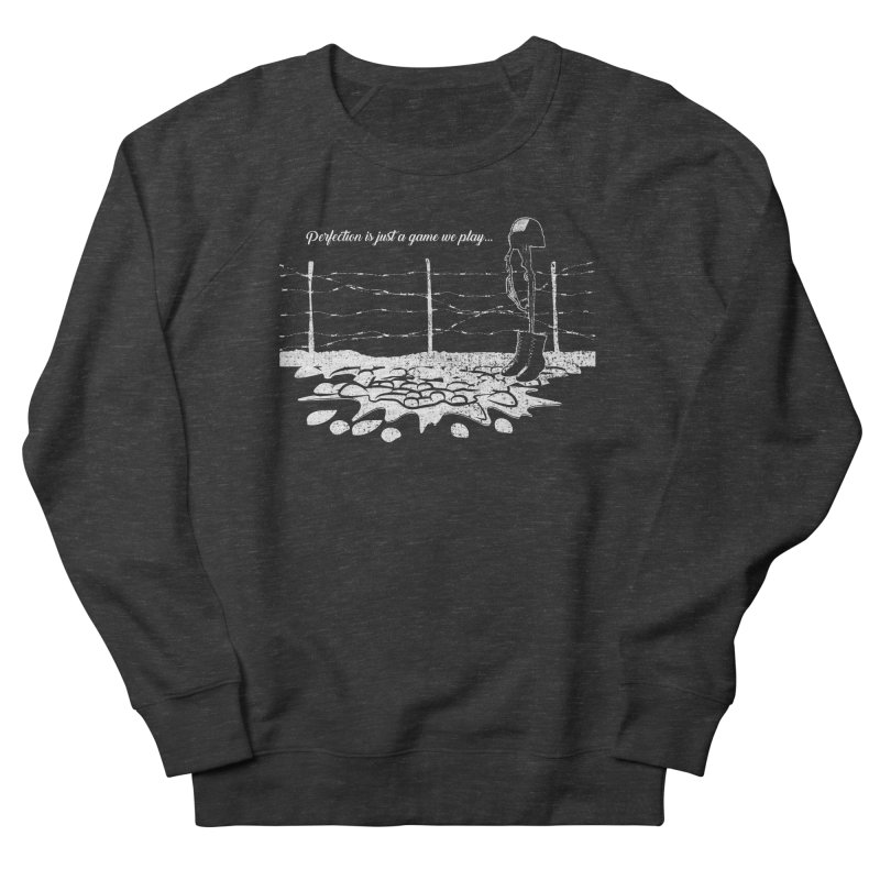 FARE THEE WELL Women's French Terry Sweatshirt by TODD SARVIES BAND APPAREL