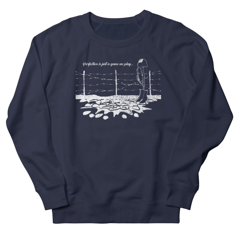 FARE THEE WELL Men's French Terry Sweatshirt by TODD SARVIES BAND APPAREL