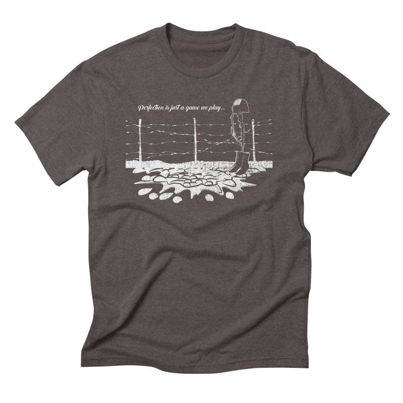 FARE THEE WELL Men's Triblend T-Shirt by TODD SARVIES BAND APPAREL