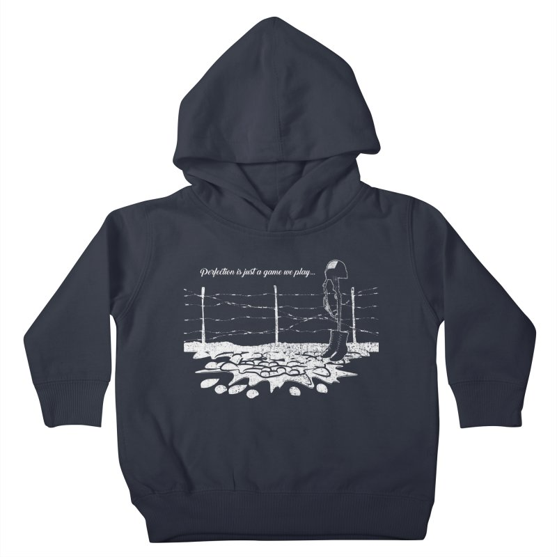 FARE THEE WELL Kids Toddler Pullover Hoody by TODD SARVIES BAND APPAREL