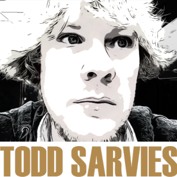 TODD SARVIES BAND APPAREL Logo