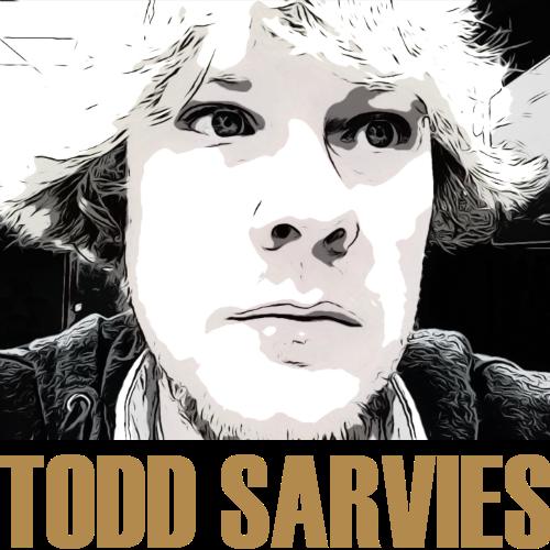 TODD SARVIES BAND APPAREL Logo