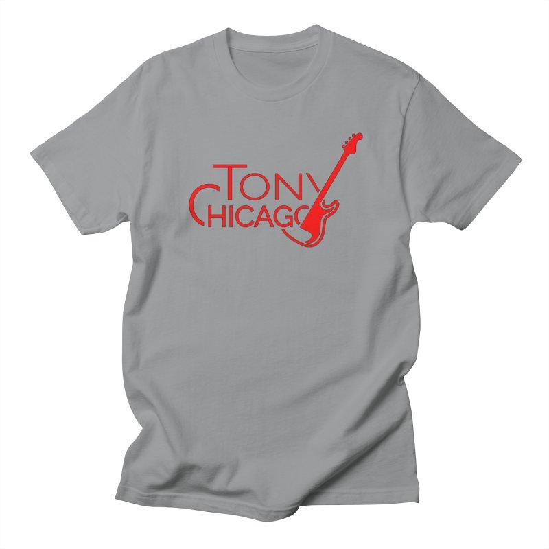 CHICAGO COLORS Men's Regular T-Shirt by TONYCHICAGO 's Artist Shop