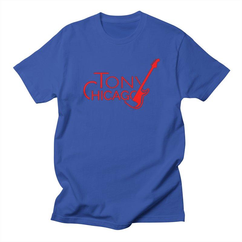 CHICAGO COLORS Men's T-Shirt by TONYCHICAGO 's Artist Shop