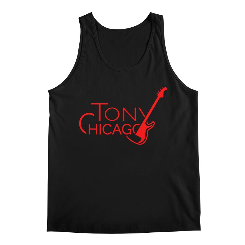 CHICAGO COLORS Men's Regular Tank by TONYCHICAGO 's Artist Shop