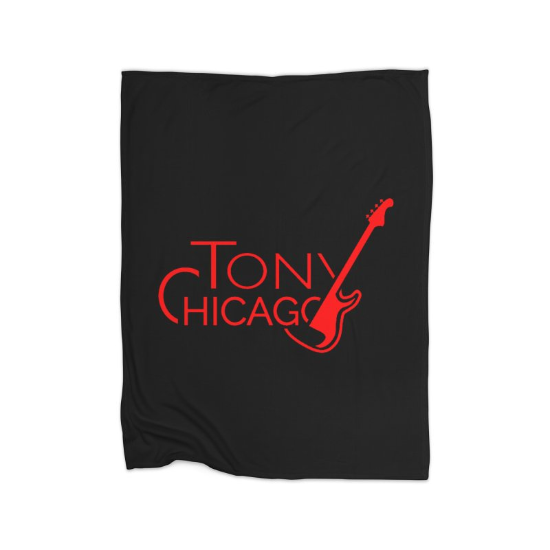 CHICAGO COLORS Home Blanket by TONYCHICAGO 's Artist Shop