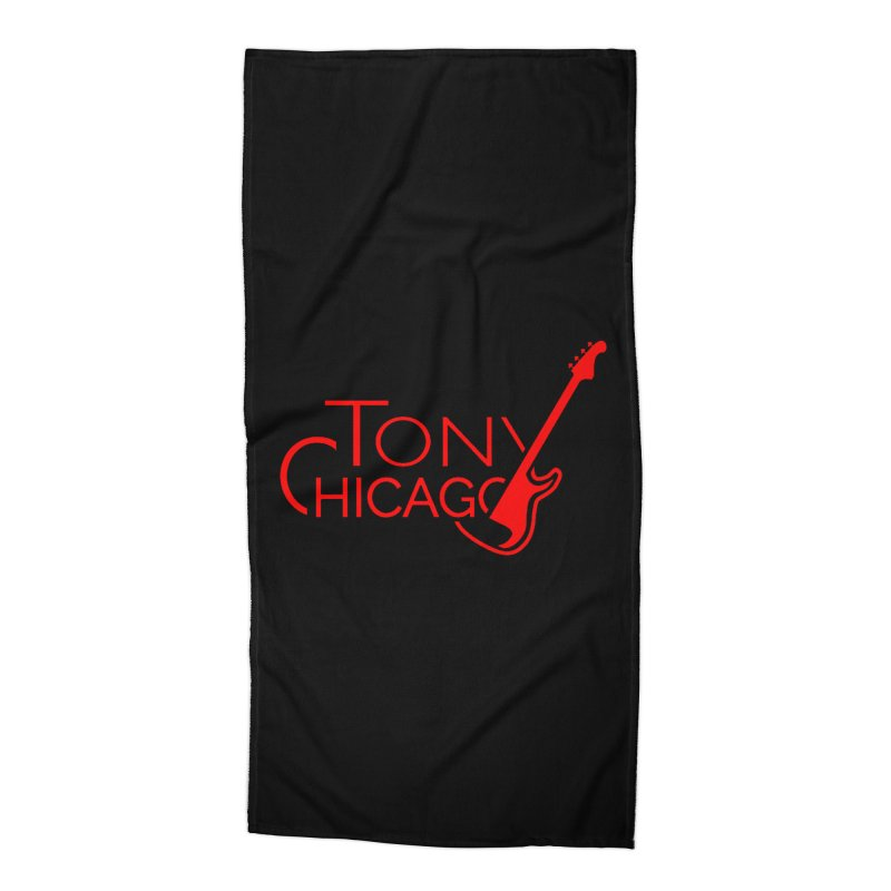 CHICAGO COLORS Accessories Beach Towel by TONYCHICAGO 's Artist Shop