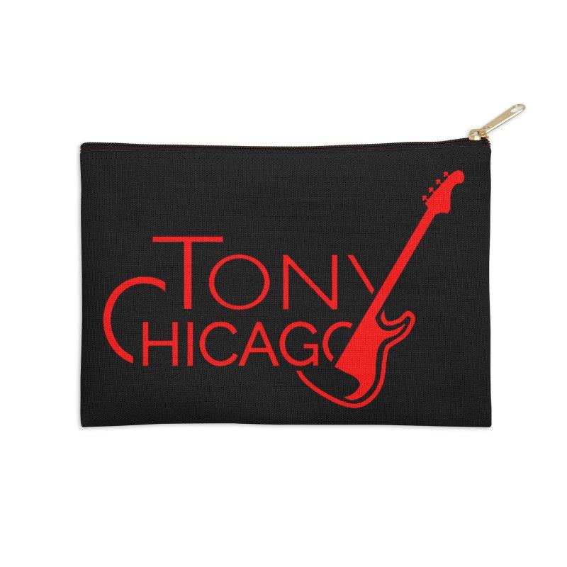 CHICAGO COLORS Accessories Zip Pouch by TONYCHICAGO 's Artist Shop