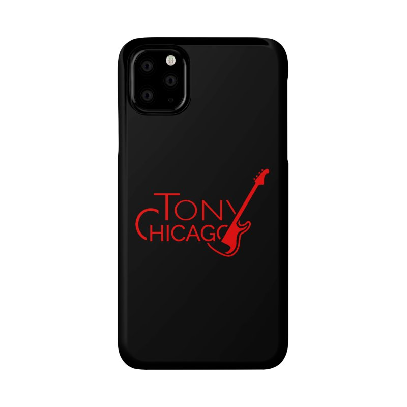 CHICAGO COLORS Accessories Phone Case by TONYCHICAGO 's Artist Shop