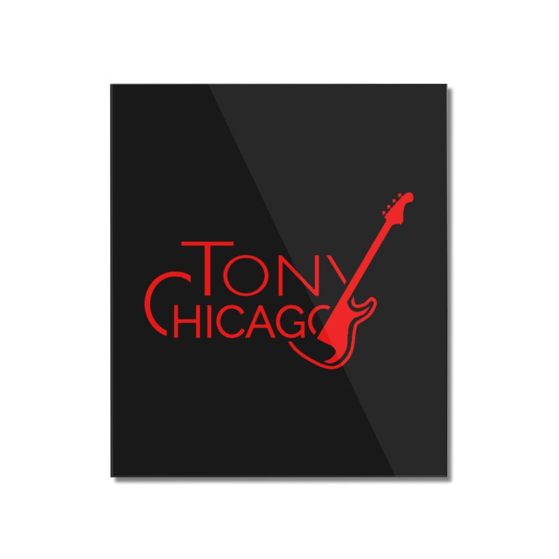 CHICAGO COLORS Home Mounted Acrylic Print by TONYCHICAGO 's Artist Shop