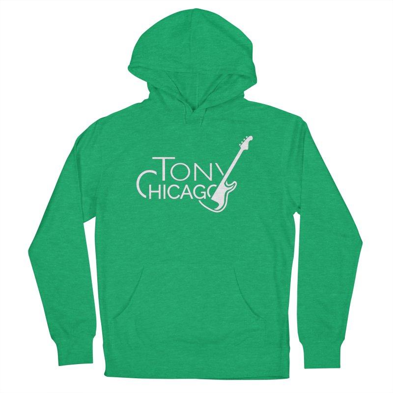 CHICAGO CHILLING Women's French Terry Pullover Hoody by TONYCHICAGO 's Artist Shop