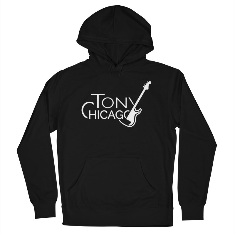 CHICAGO CHILLING Men's French Terry Pullover Hoody by TONYCHICAGO 's Artist Shop