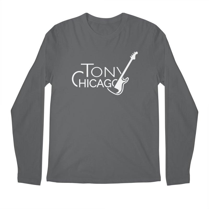 CHICAGO CHILLING Men's Longsleeve T-Shirt by TONYCHICAGO 's Artist Shop