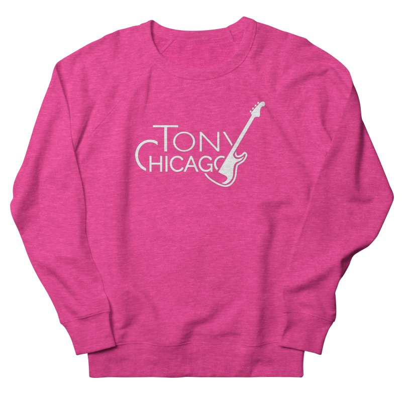 CHICAGO CHILLING Women's French Terry Sweatshirt by TONYCHICAGO 's Artist Shop