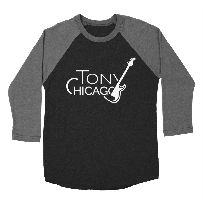 CHICAGO CHILLING Men's Baseball Triblend Longsleeve T-Shirt by TONYCHICAGO 's Artist Shop