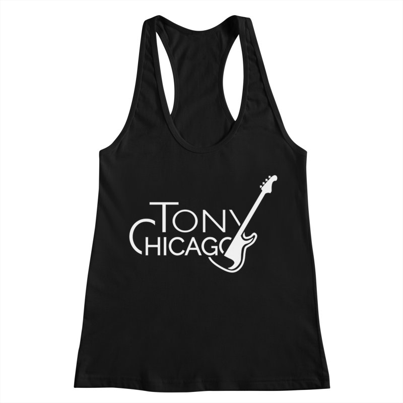 CHICAGO CHILLING Women's Racerback Tank by TONYCHICAGO 's Artist Shop