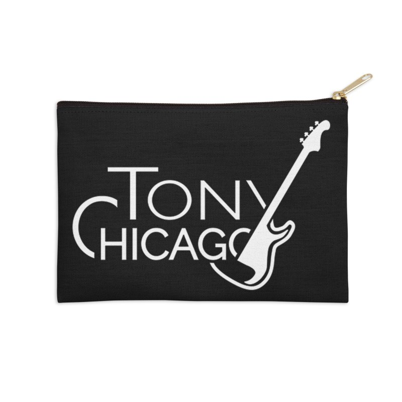 CHICAGO CHILLING Accessories Zip Pouch by TONYCHICAGO 's Artist Shop