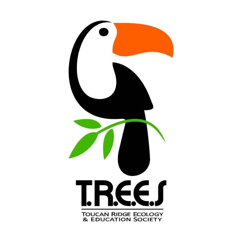 T.R.E.E.S Logo w/ Name by T.R.E.E.S Field Station Shop