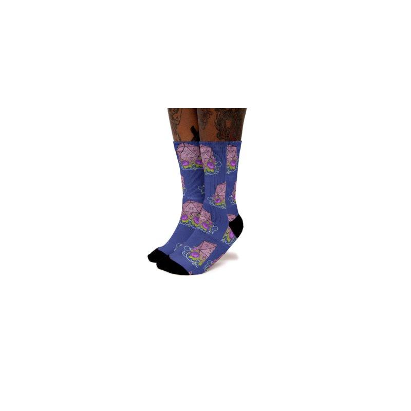 Socks! Unisex Socks by TabletopTiddies's Merch