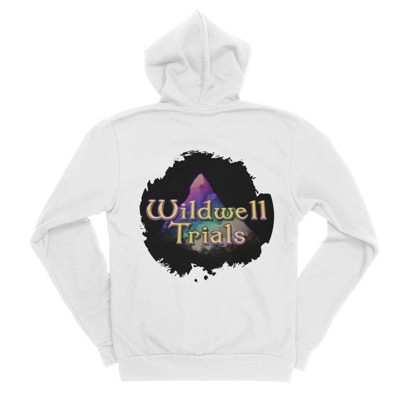Wildwell Trials Feminine Zip-Up Hoody by TabletopTiddies's Merch
