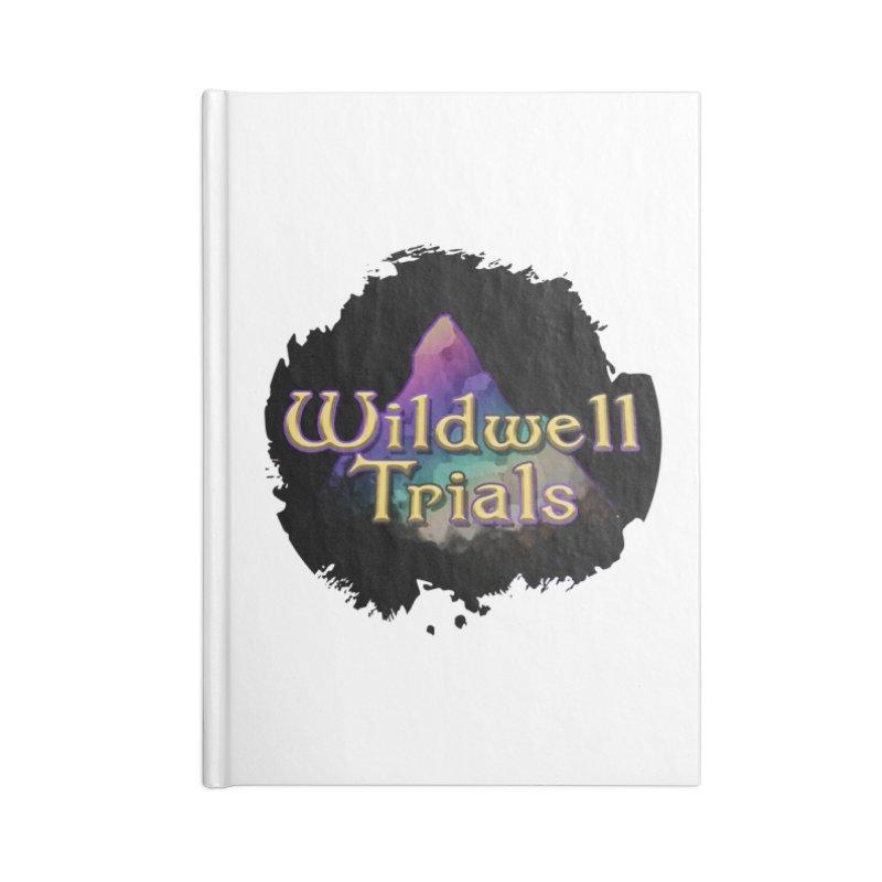 Wildwell Trials Accessories Notebook by TabletopTiddies's Merch