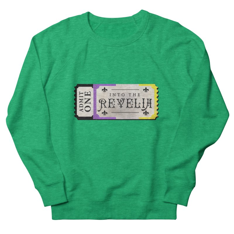 Into The Revelia - NON-BINARY Feminine Sweatshirt by TabletopTiddies's Merch