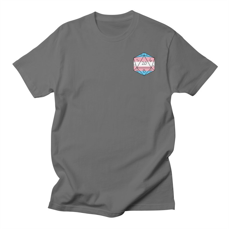 Tabletop Tiddies - TRANSGENDER Unisex T-Shirt by TabletopTiddies's Merch
