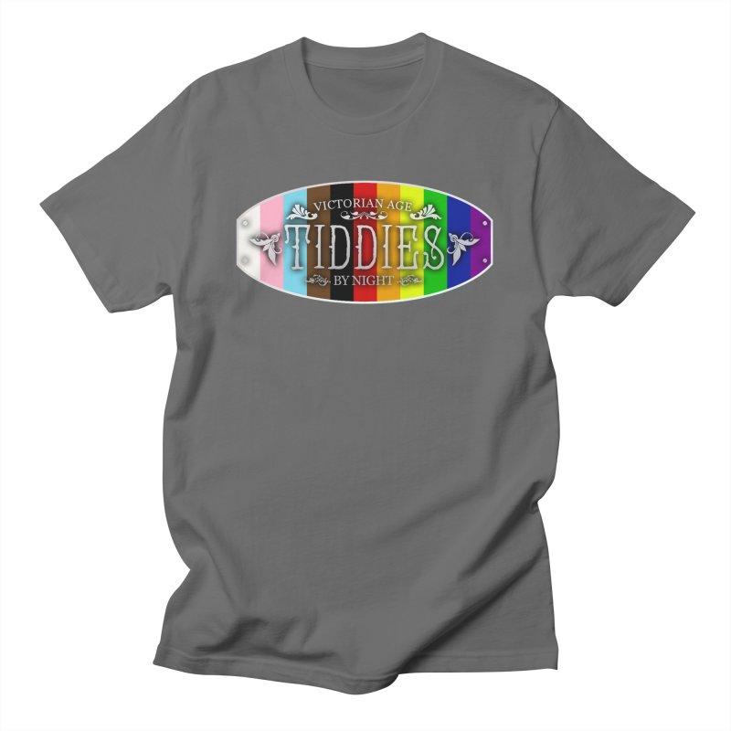 Tiddies By Night - PRIDE Unisex T-Shirt by TabletopTiddies's Merch