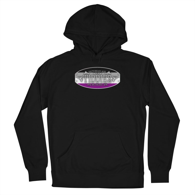 Tiddies By Night - ASEXUAL Unisex Pullover Hoody by TabletopTiddies's Merch