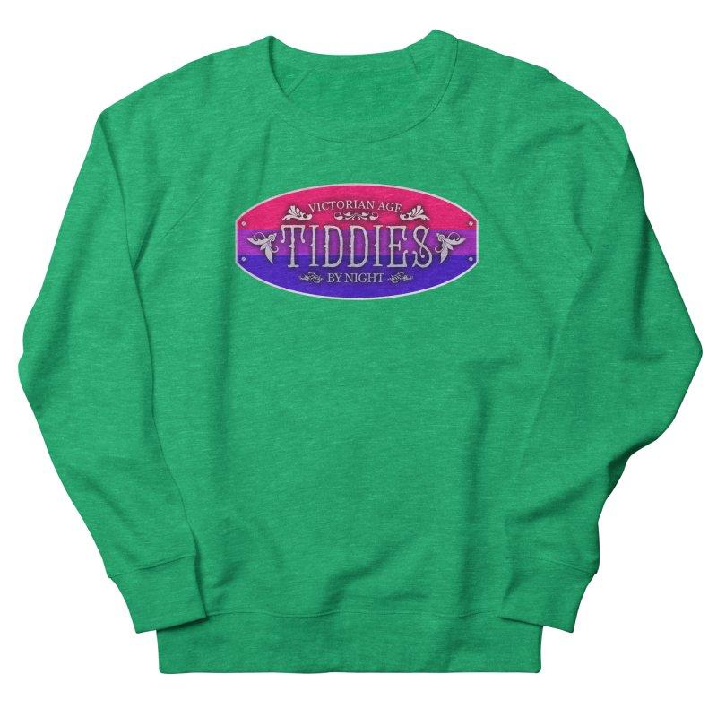 Tiddies By Night - BISEXUAL Feminine Sweatshirt by TabletopTiddies's Merch