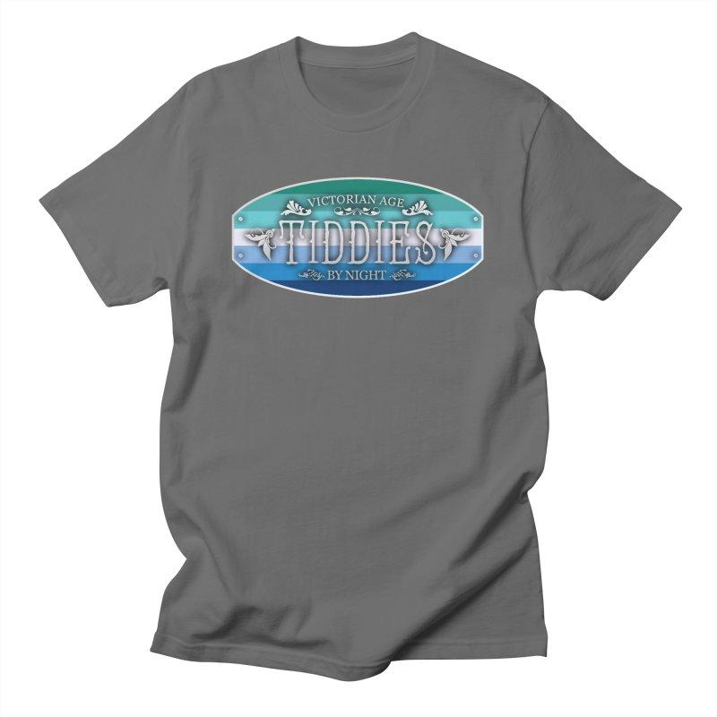 Tiddies By Night - GAY MEN Unisex T-Shirt by TabletopTiddies's Merch
