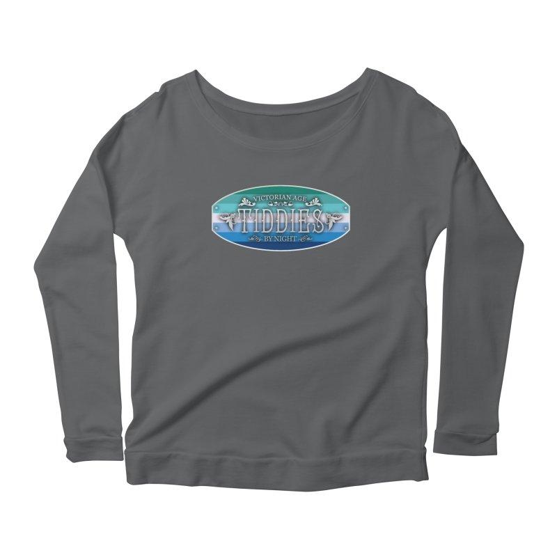 Tiddies By Night - GAY MEN Feminine Longsleeve T-Shirt by TabletopTiddies's Merch