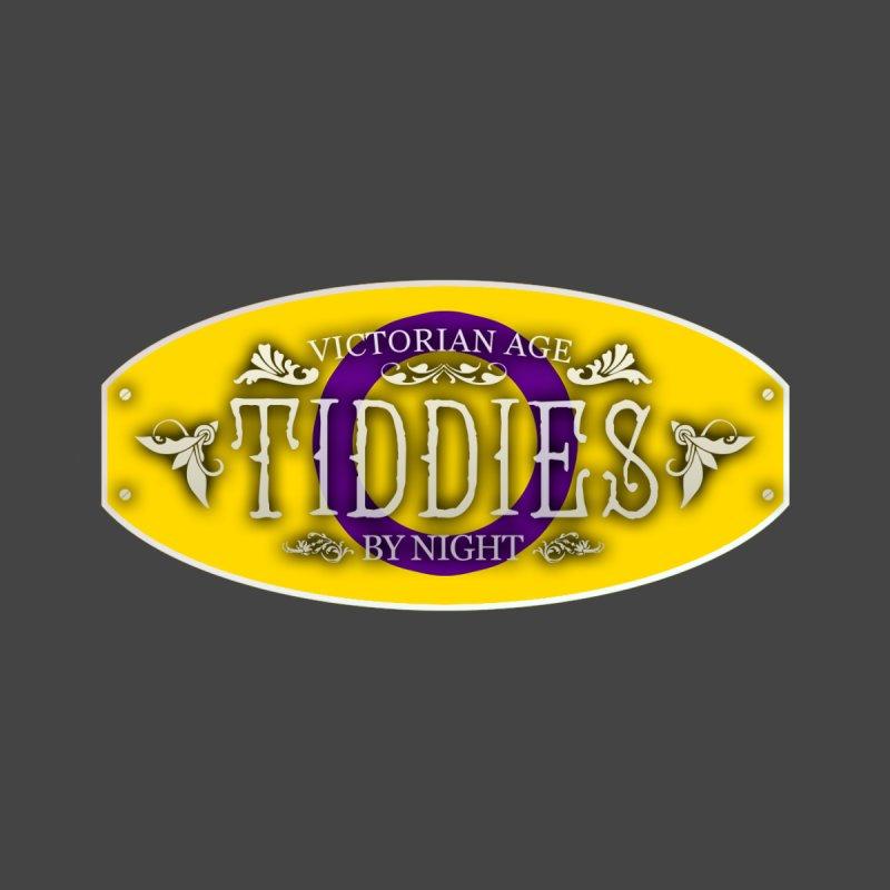 Tiddies By Night - INTERSEX Unisex T-Shirt by TabletopTiddies's Merch