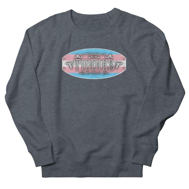 Tiddies By Night - TRANSGENDER Feminine Sweatshirt by TabletopTiddies's Merch