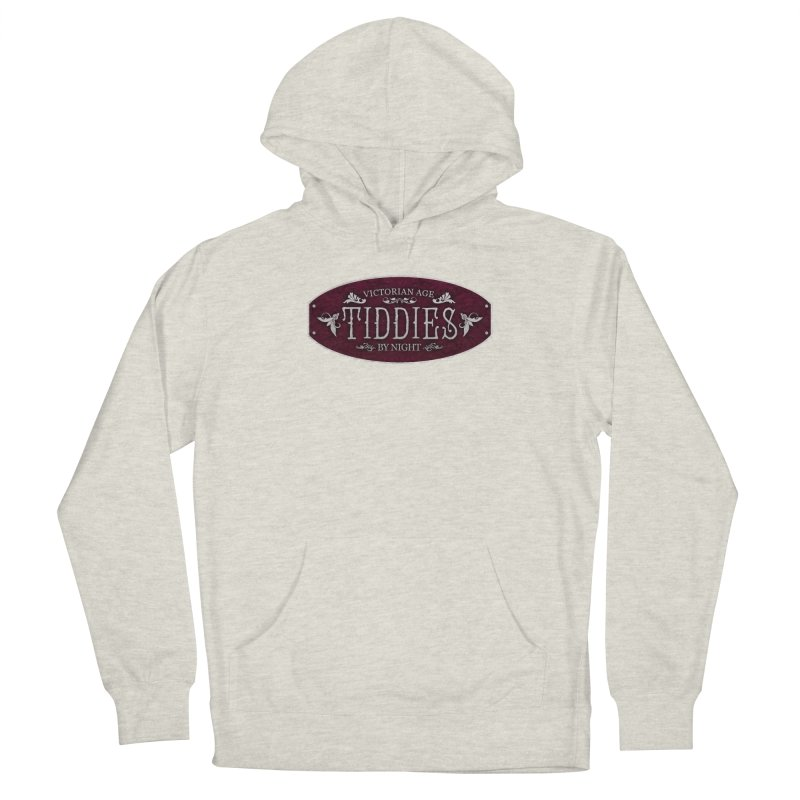 Tiddies By Night Logo Unisex Pullover Hoody by TabletopTiddies's Merch