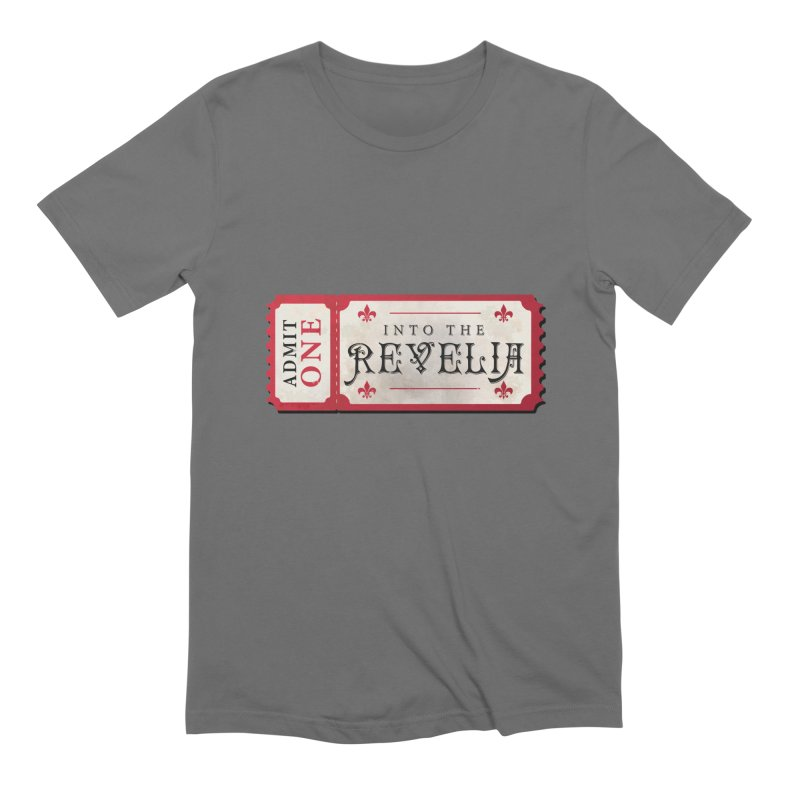 Into The Revelia Logo Unisex T-Shirt by TabletopTiddies's Merch