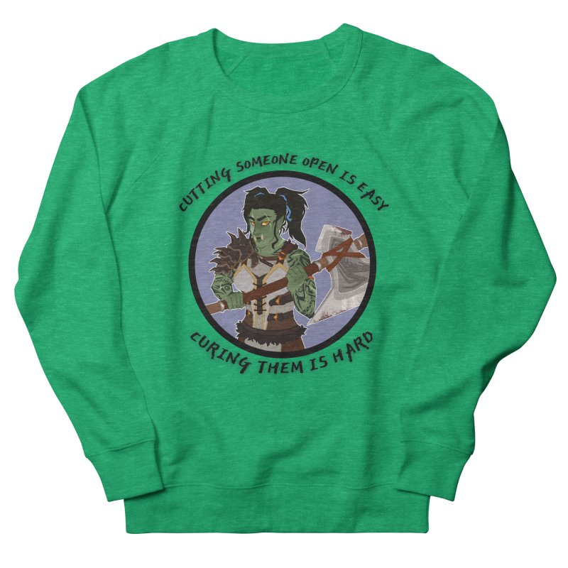 Borba Skullcleaver (Into the Revelia) Feminine Sweatshirt by TabletopTiddies's Merch