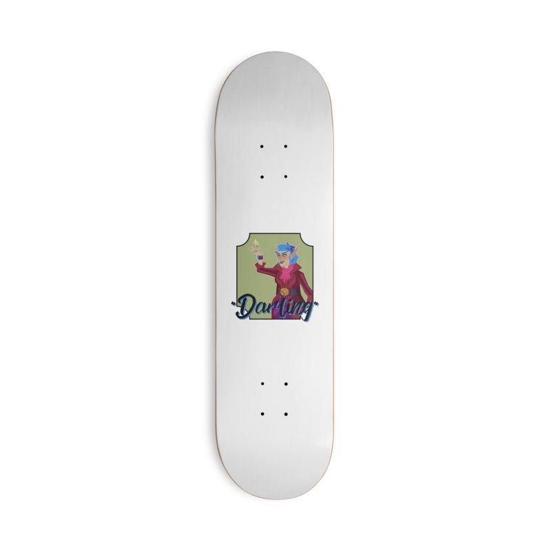 Steve (Into the Revelia) Accessories Skateboard by TabletopTiddies's Merch