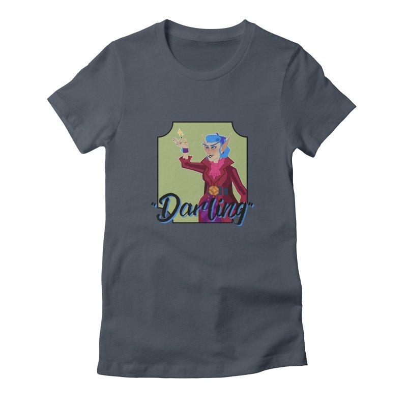Steve (Into the Revelia) Feminine T-Shirt by TabletopTiddies's Merch