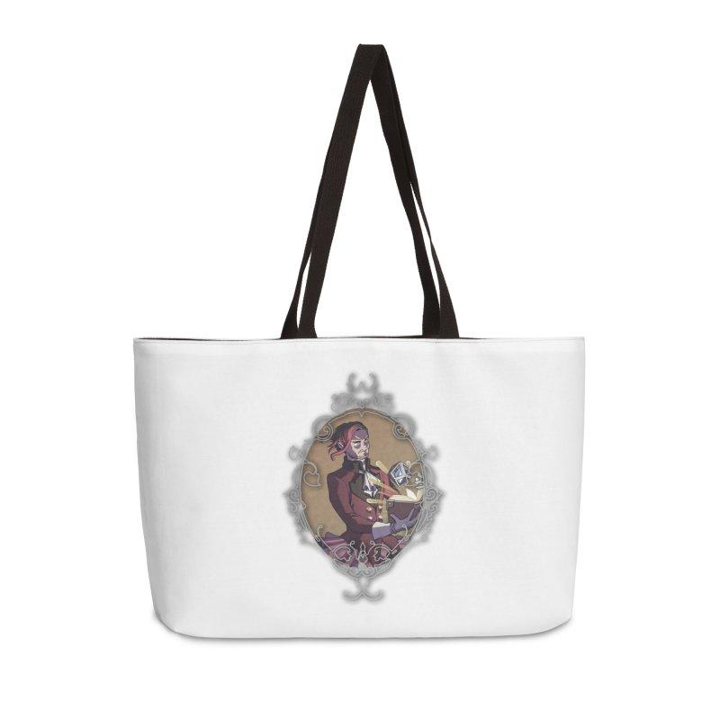 Storyteller (TBN) Accessories Bag by TabletopTiddies's Merch