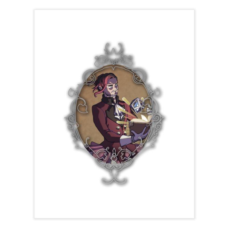 Storyteller (TBN) Home Fine Art Print by TabletopTiddies's Merch