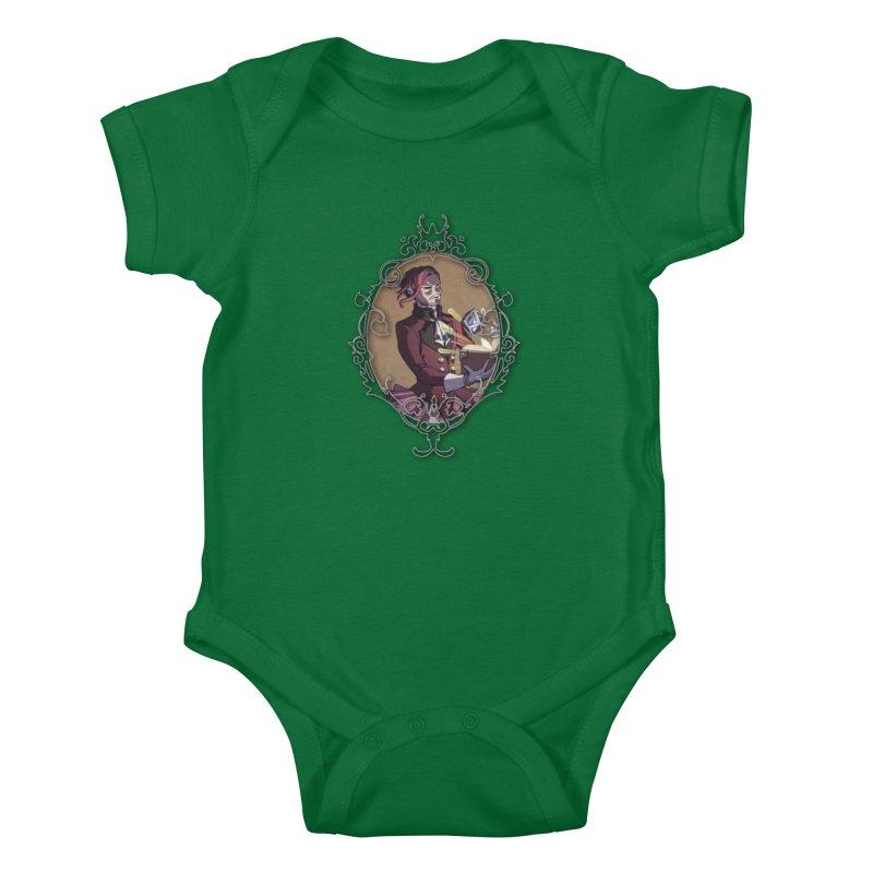 Storyteller (TBN) Kids Baby Bodysuit by TabletopTiddies's Merch