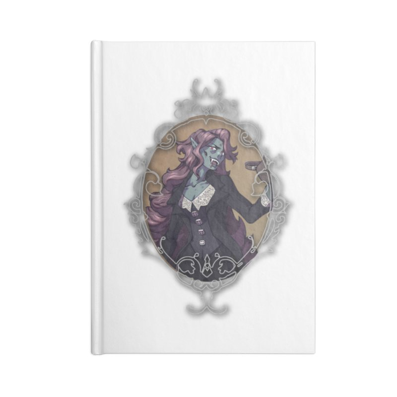 Evelyn Stormloft (TBN) Accessories Notebook by TabletopTiddies's Merch