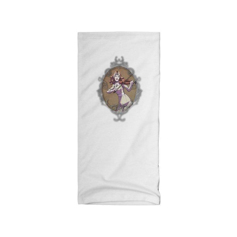 Imogen White (TBN) Accessories Neck Gaiter by TabletopTiddies's Merch